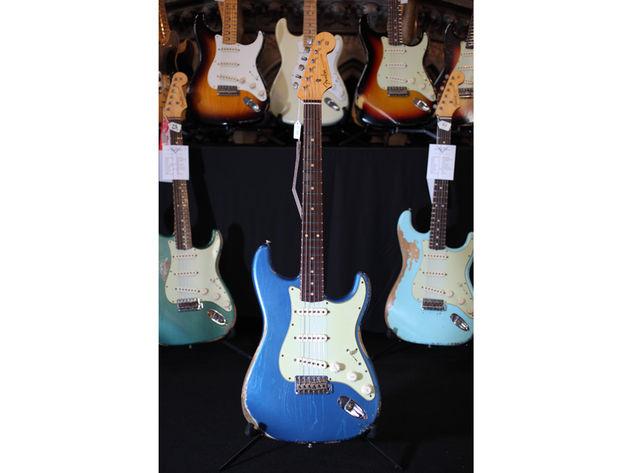 1960 Heavy Relic Stratocaster