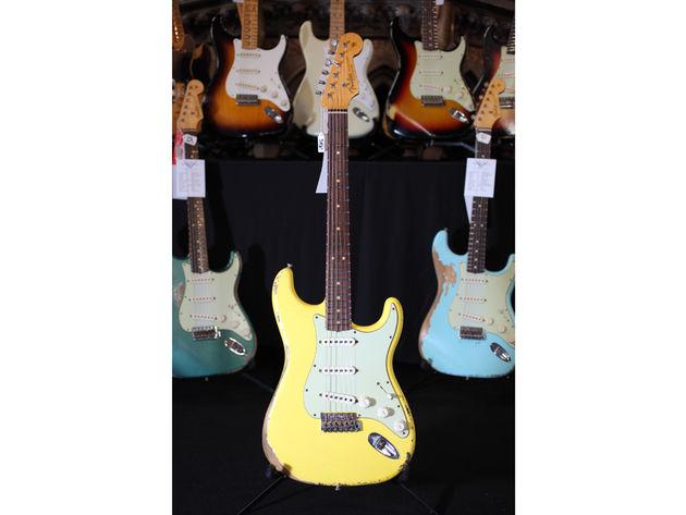 1963 Heavy Relic Stratocaster