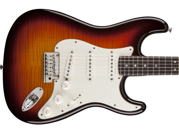 Fender Custom Shop unveils Custom Collection models for 2013