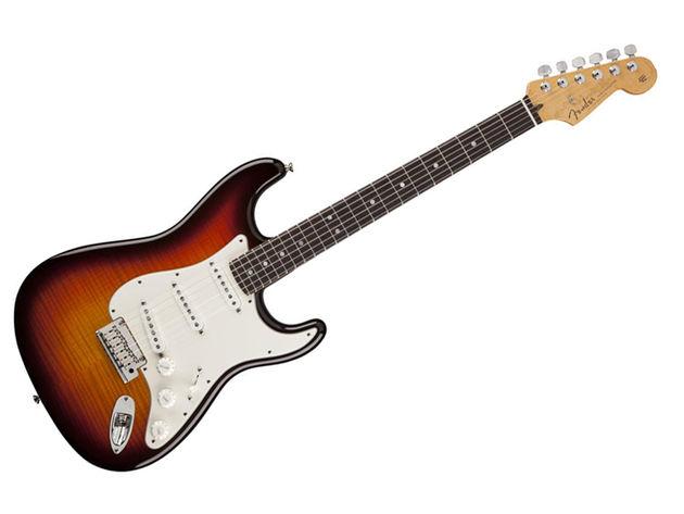 2013 Custom Deluxe Stratocaster