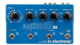 TC Electronic launches Flashback X4