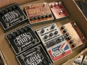 VIDEO: Inside Electro-Harmonix: vacuum tubes and Big Muffs