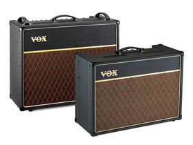 NAMM 2010: Vox announces new AC Custom range