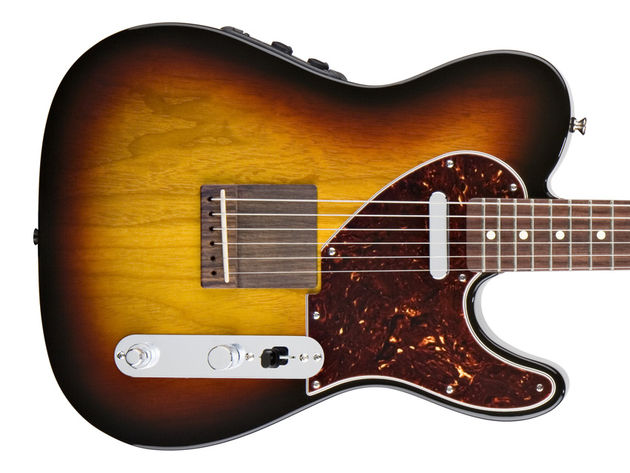 A Telecaster, Jim, but not as we know it