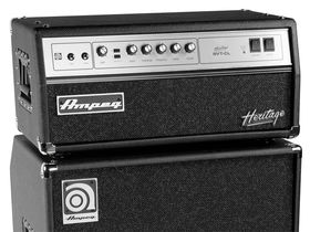 NAMM 2010: Ampeg unveils Heritage Series guitar amps