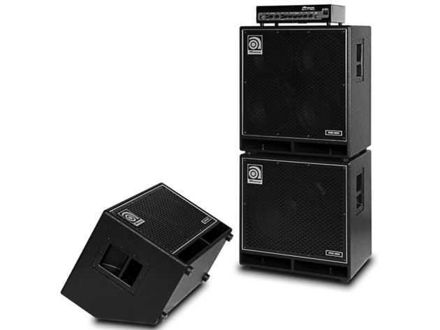 Ampeg Pro-Neo Series cabs