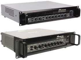 NAMM 2010: Ampeg reveals two new SVT-PRO Series amp heads