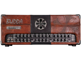 NAMM 2010: Budda debuts new leather-clad guitar amps