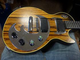 In pictures: Gibson Dusk Tiger unboxed