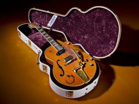 NAMM 2010: Gretsch announces Eddie Cochran tribute guitar
