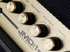 See Marshall's new JMD:1 in action