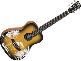 NAMM 2010: Martin introduces the LX Jimmy Buffett guitar