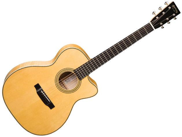 Martin OMC-LJ Pro Custom Artist Edition acoustic