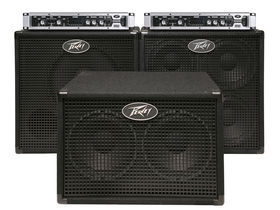 NAMM 2010: Peavey introduces Headliner Series bass amps
