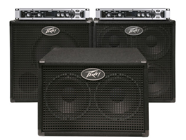 Peavey Headliner Series bass amps