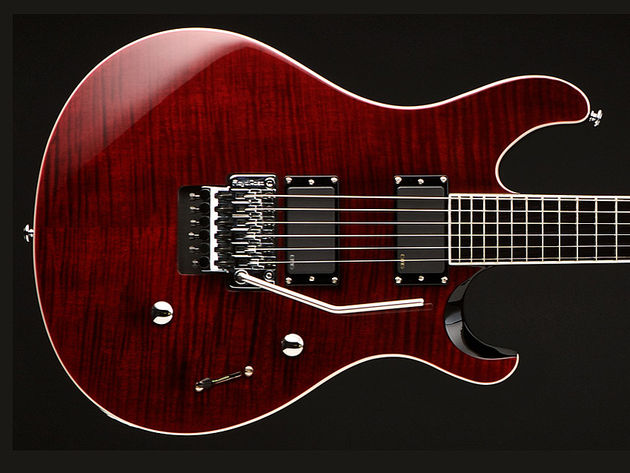 A PRS SE for metalheads