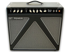 NAMM 2011: 3rd Power introduces the British Dream 112 tube amp