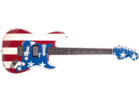 NAMM 2011: Fender announces the Wayne Kramer Stratocaster