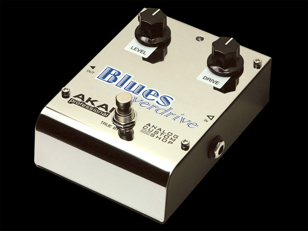 Akai Analog Blues Overdrive
