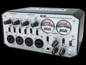 NAMM 2011: Akai EIE I/O USB audio interface announced