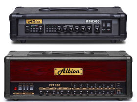 NAMM 2011: Albion Amplification launched