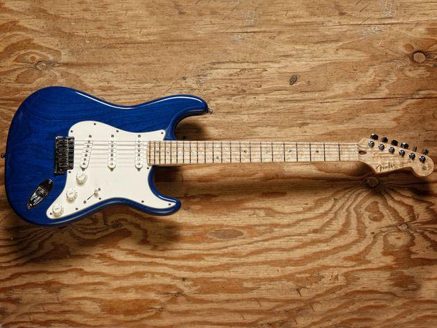 Fender 2011 Custom Deluxe Stratocaster