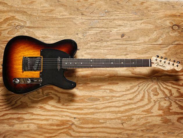 Fender 2011 Custom Deluxe Telecaster