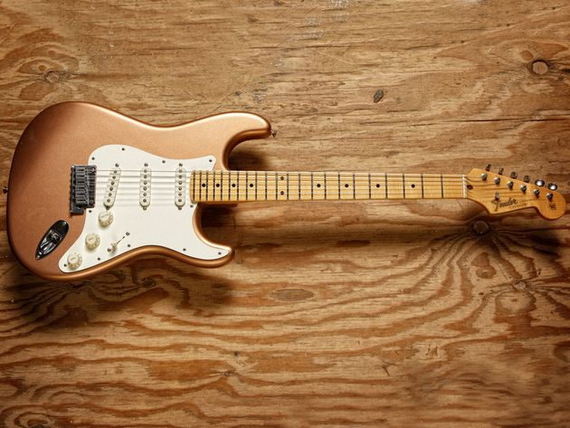 Fender 2011 Closet Classic Pine Stratocaster Pro