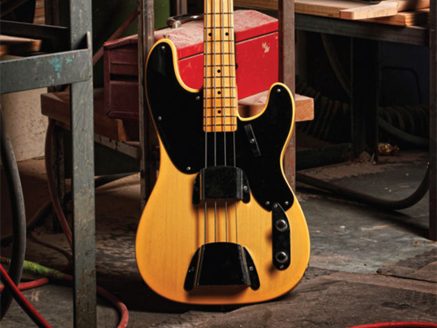 Fender Limited Closet Classic 1951 Precision Bass