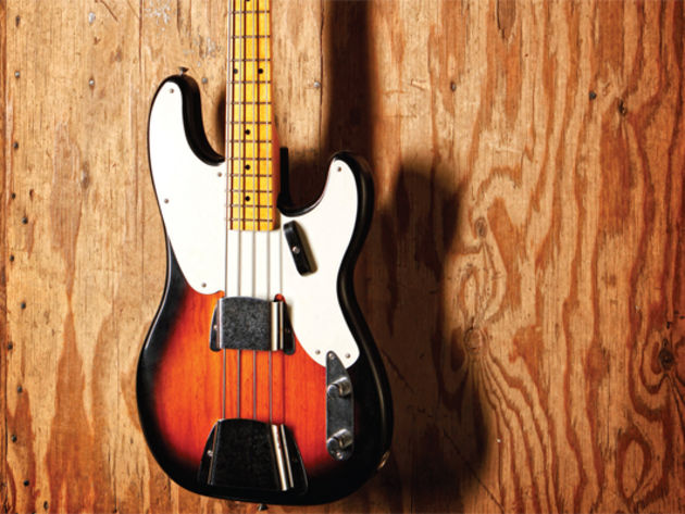 Fender Limited Closet Classic 1955 Precision Bass