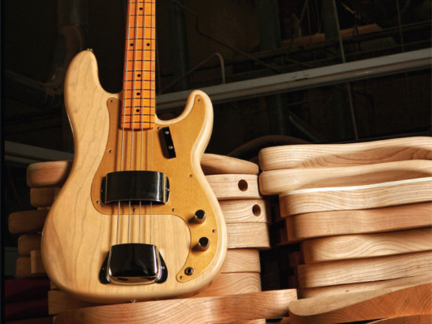 Fender Limited Closet Classic 1958 Precision Bass