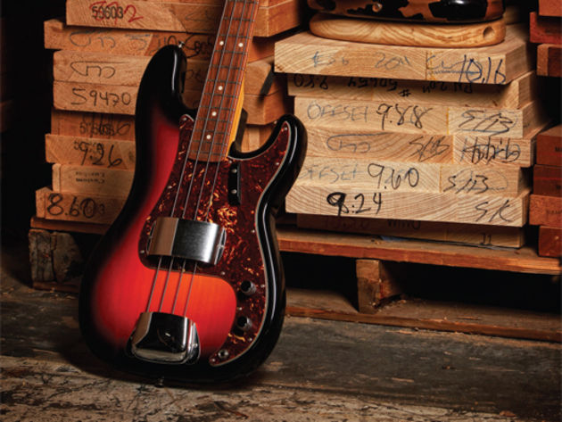 Fender Limited Closet Classic 1960 Precision Bass