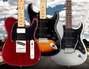 NAMM 2011: Fender introduces Road Worn Player Series guitars