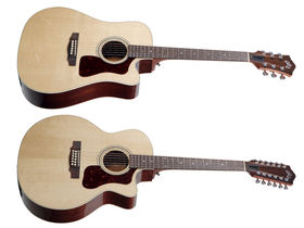 NAMM 2011: Guild announces new Standard Series acoustic-electric guitars