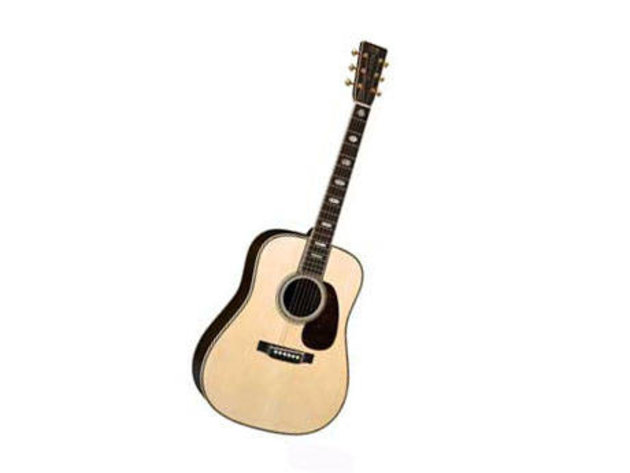 Martin d-45 authentic