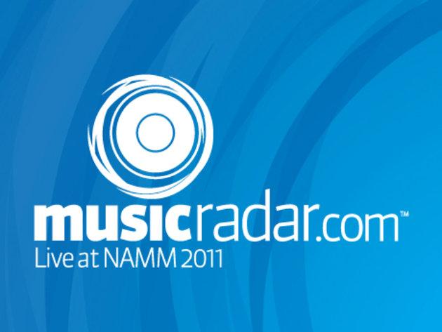 MusicRadar namm 2011