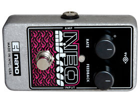NAMM 2011: Electro-Harmonix Mistress Flanger pedal unveiled