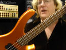 NAMM 2011 VIDEO: Stu Hamm demos his new signature Washburn bass, The Hammer