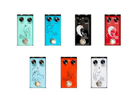 NAMM 2011: Red Witch debut Seven Sisters pedals