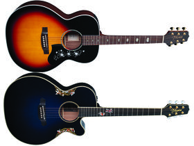 NAMM 2011: Takamine launches 11 new guitars