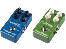 NAMM 2011: TC Electronic announces seven new pedals