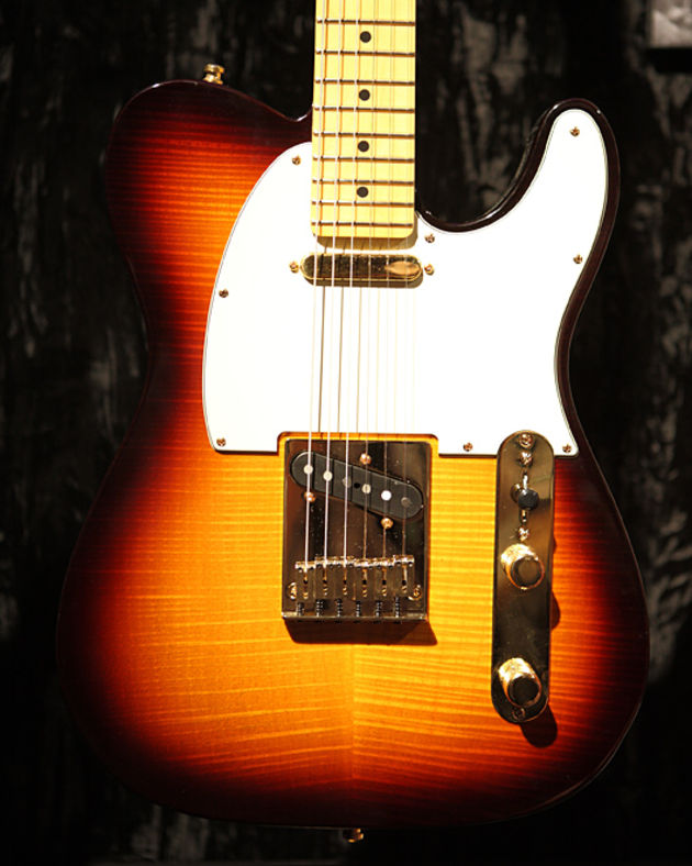 Flame Top Telecaster