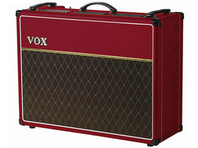 NAMM 2011: Vox unveils AC30C2-RD Limited Vintage Red Edition