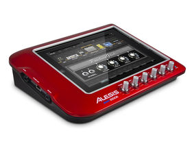 NAMM 2012: Alesis unveils AmpDock guitar-focused iPad interface