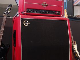 NAMM 2012: Carlsbro relaunches classic amp series