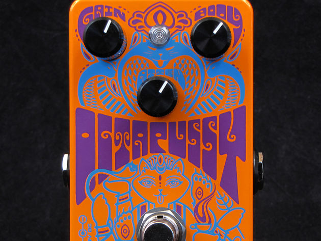 The Catalinbread Octapussy offers delicate octave harmonies to searing fuzz.
