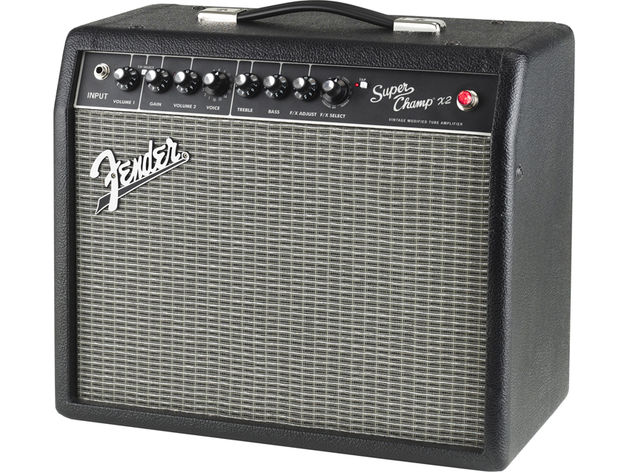 Fender Super-Champ X2 combo