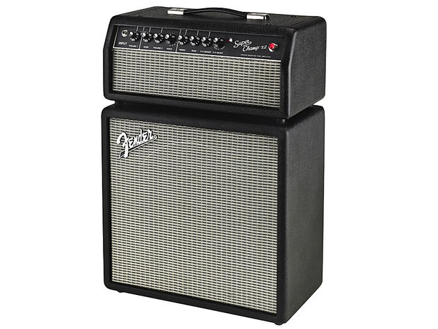 Fender Super-Champ X2 head and SC112 enclosure