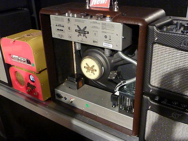 Pawn Shop Excelsior amp