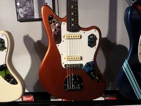 NAMM 2012: Fender electric guitars and amps in pictures